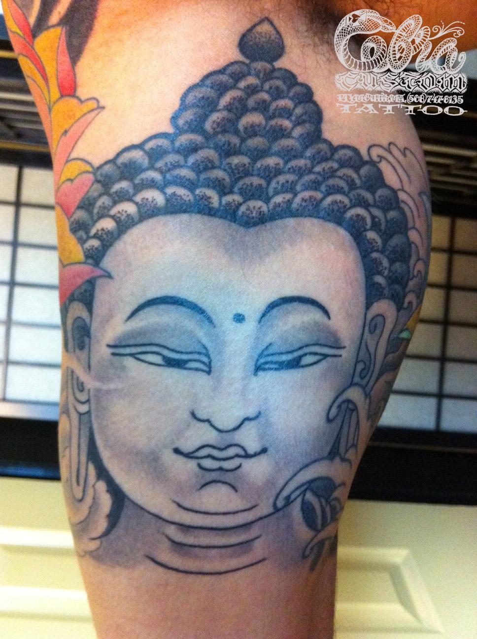buddha – Cobra Custom Tattoo for Gautam Buddha Face Tattoo  299kxo