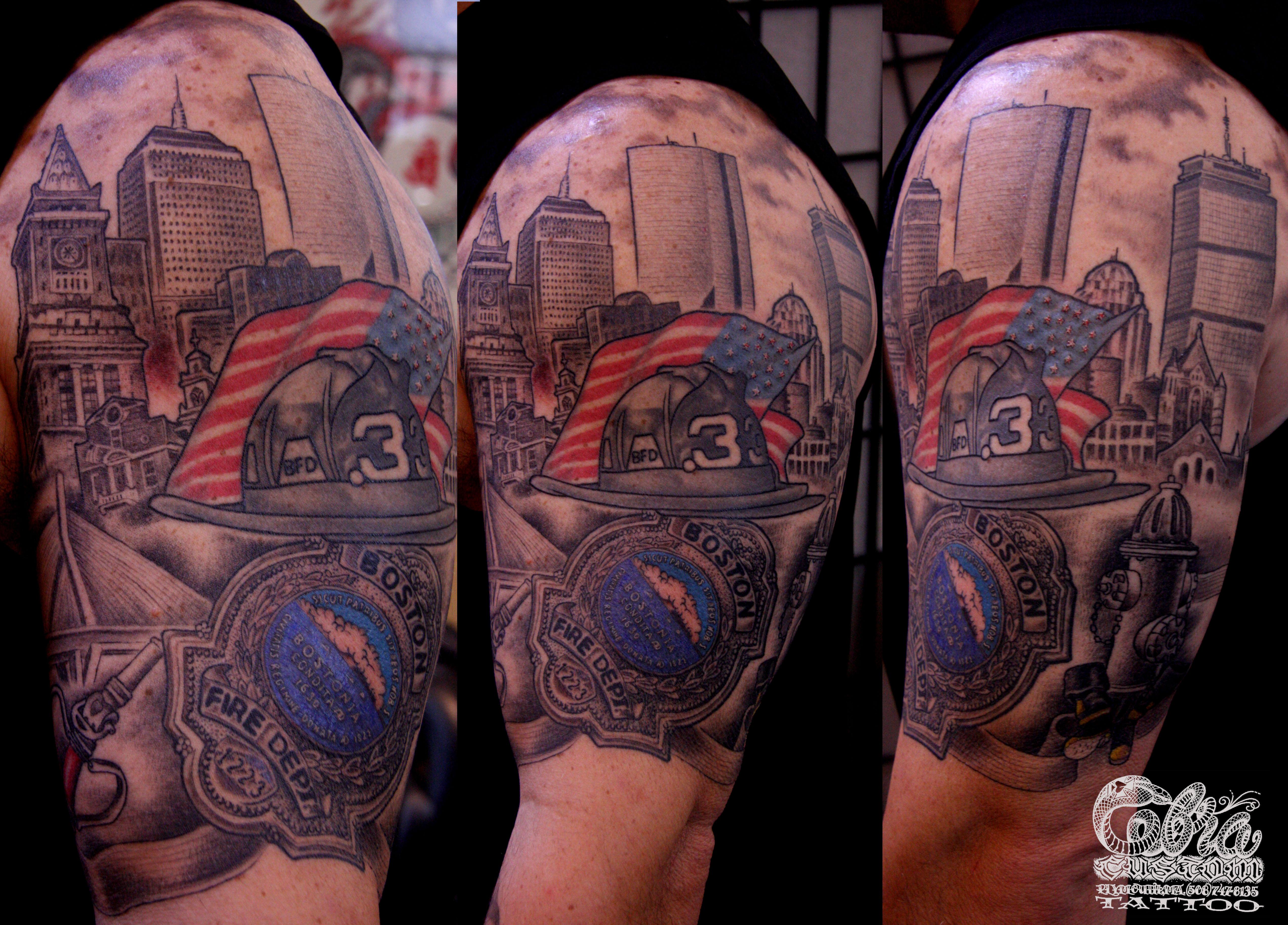 Cobra Custom Tattoo