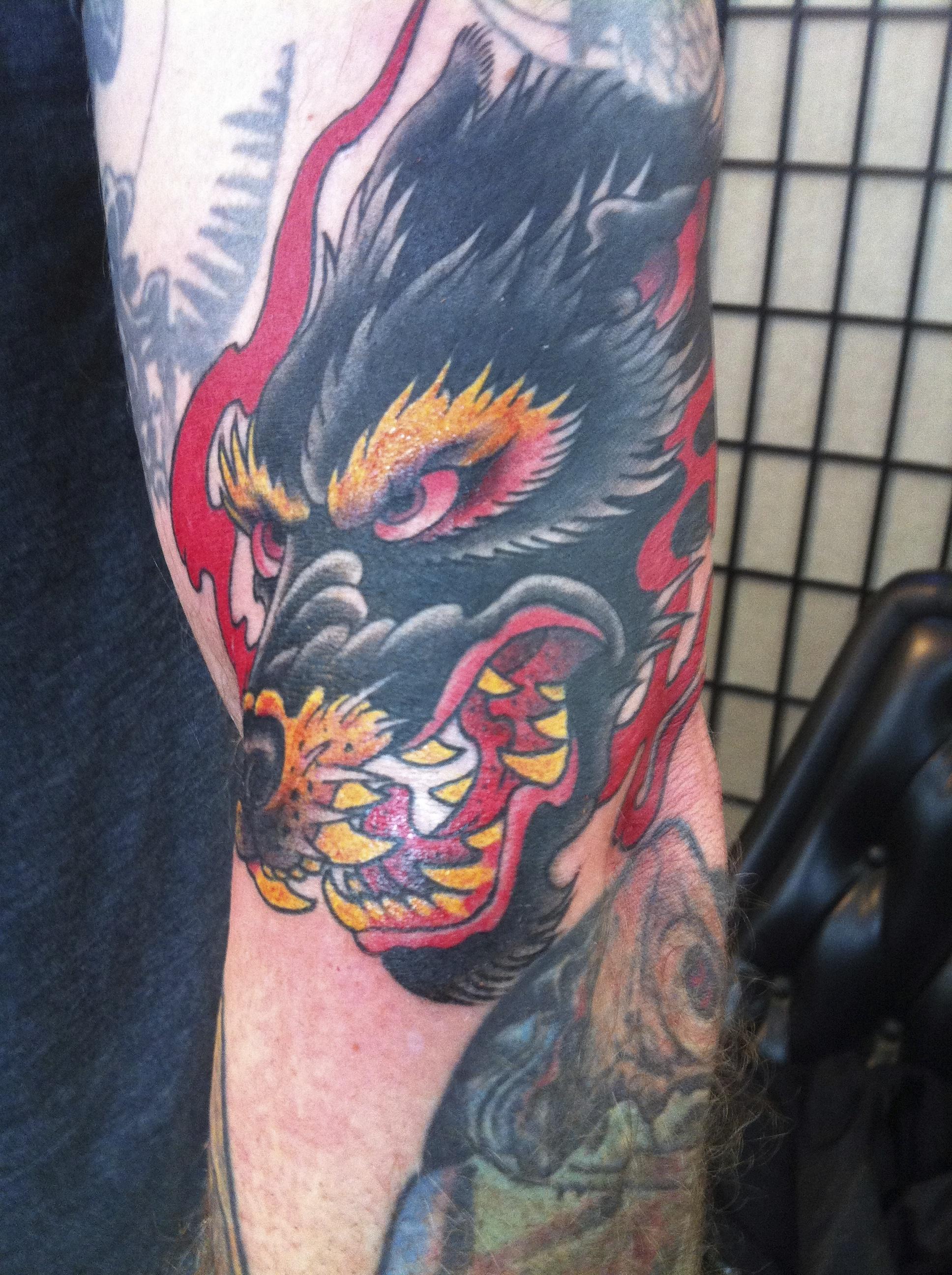 Midas cobra custom tattoo for Magic cobra tattoo