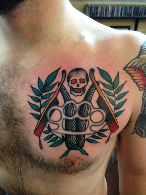 Matt   Cobra Custom Tattoo
